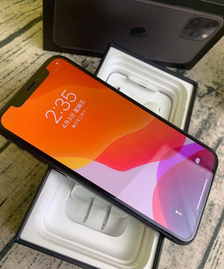 就標五天賣場最低價iPhone 11 pro 256g黑色