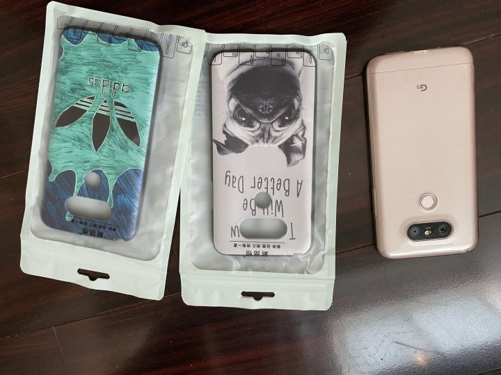 全賣場最低價起標LG G5 粉色(無盒裝配件)