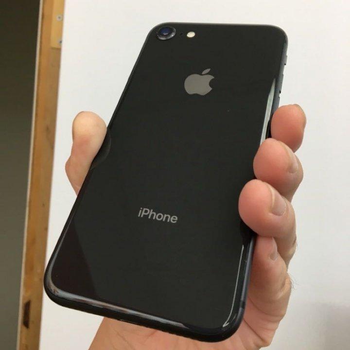 iPhone 8 64g 黑色