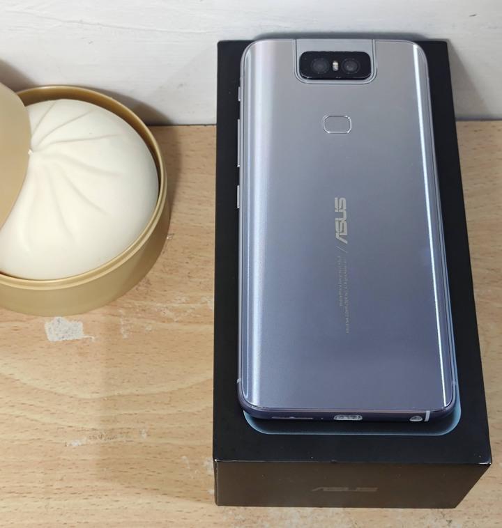 ASUS Zenfone6 ZS630kl 銀色(非u12 小米 紅米 pro 1 XT ROG 6 X3 50)