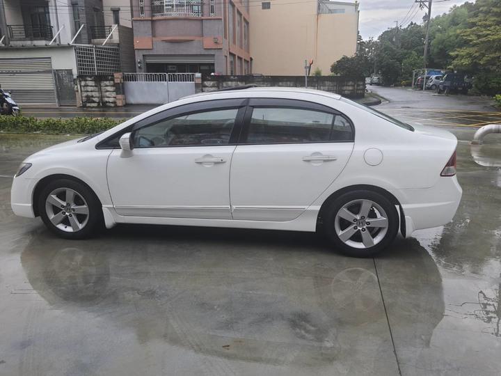 自售2007年出廠Honda Civic K12 頂規版本,四顆新胎行駛不到1千公里(實車實價)敬告:未看車拿大刀勿來擾亂