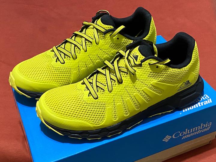 Columbia 哥倫比亞 多功能野跑鞋-男款 UBM01100YL9ES