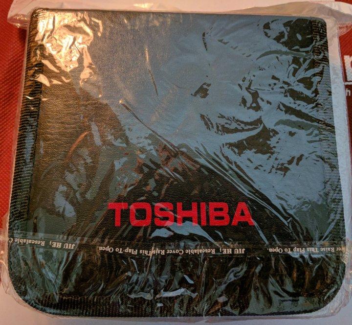 Toshiba CD 收納包