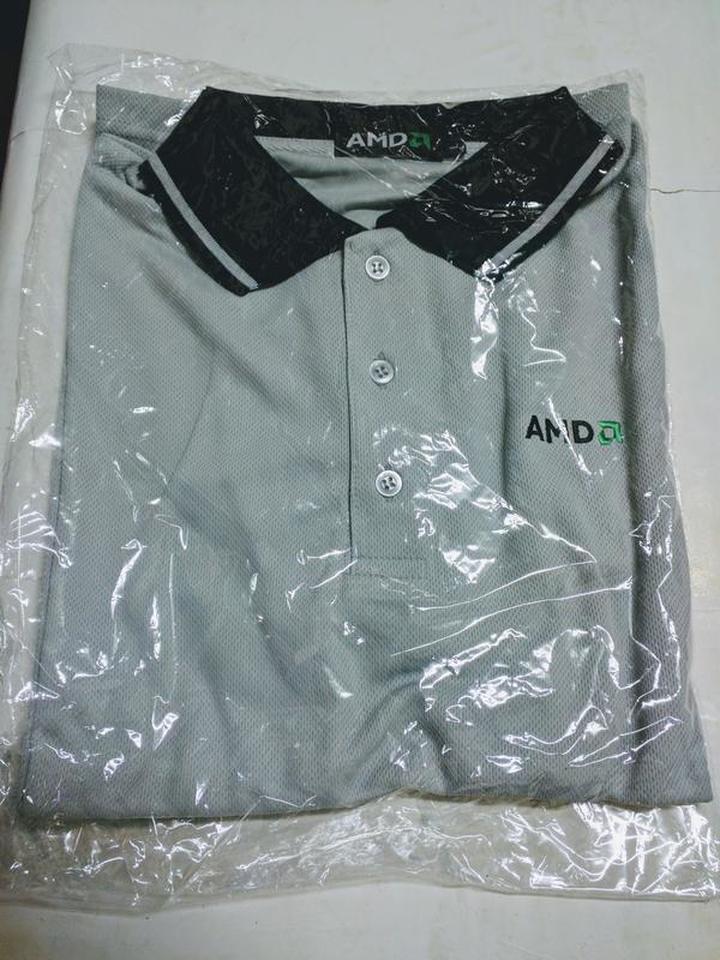 (全新) 超微半導體-AMD Polo 衫 (Size: L)