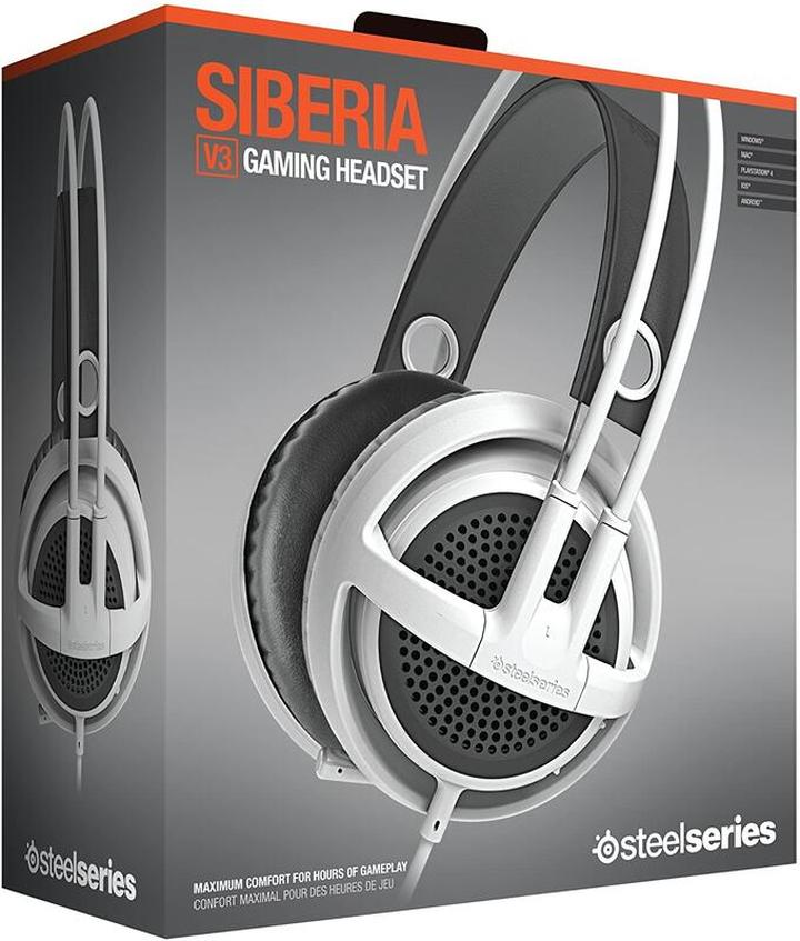 Steelseries 賽睿 Siberia V3 電競耳機麥克風