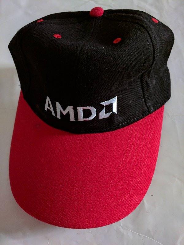 AMD 超微半導體 棒球帽 (兩色可選)