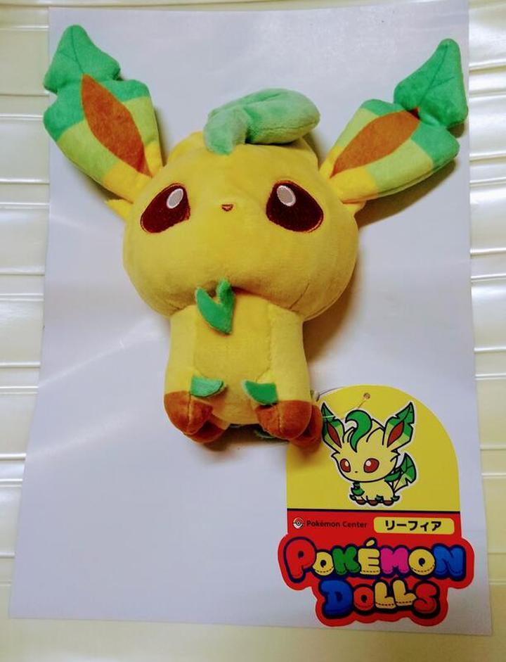 Pokemon 寶可夢 填充玩具