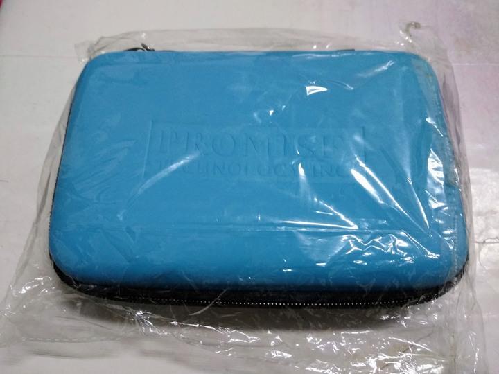 喬鼎資訊股份有限公司 Promise Technology 手機平板保護/收納盒