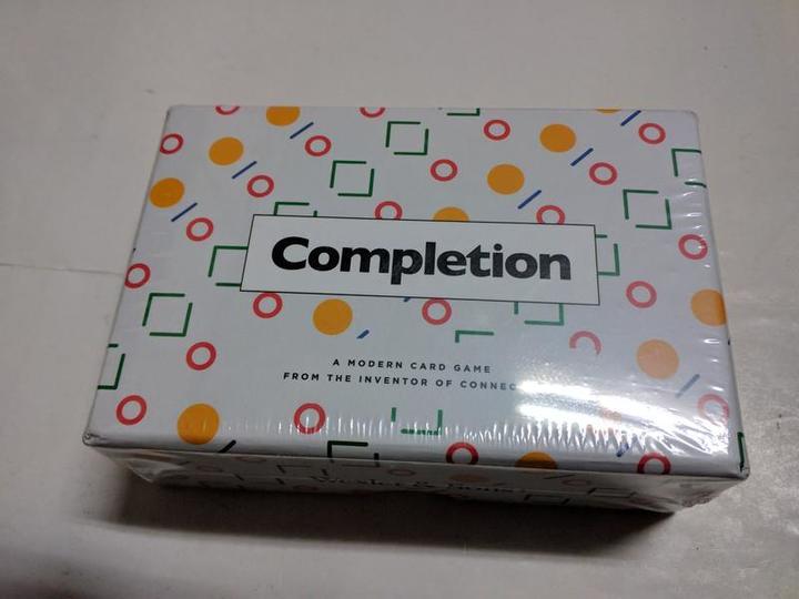 美國 Completion 紙牌遊戲
