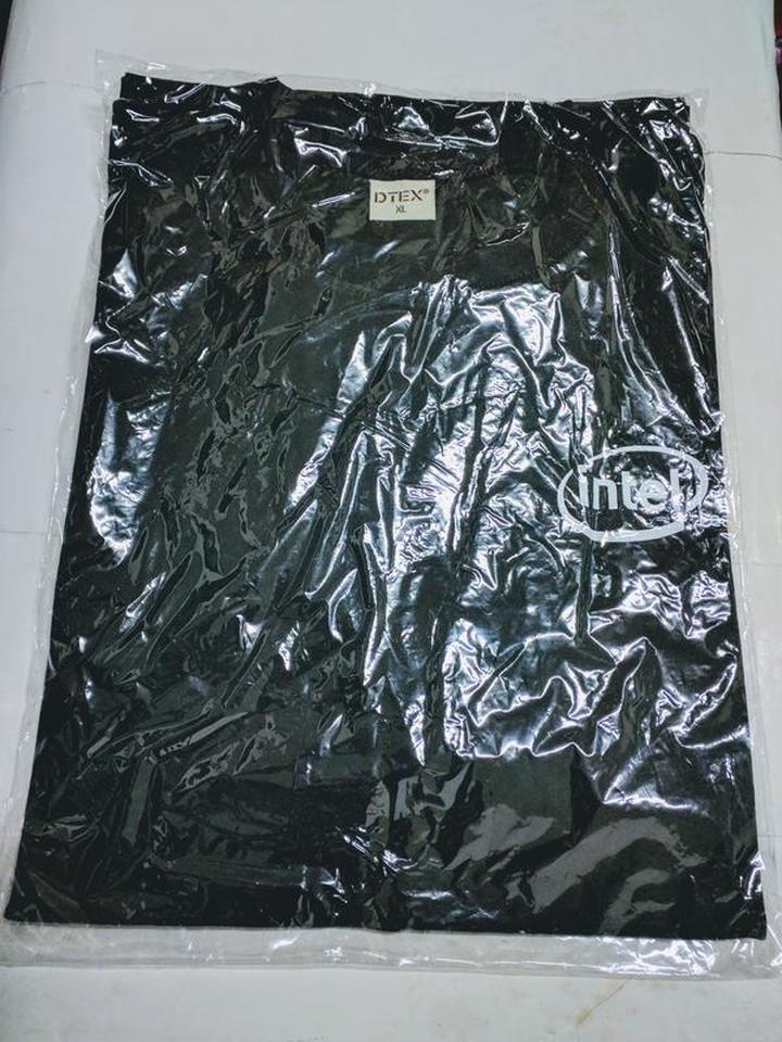 (全新) 英特爾-Intel T恤 (Size: XL)