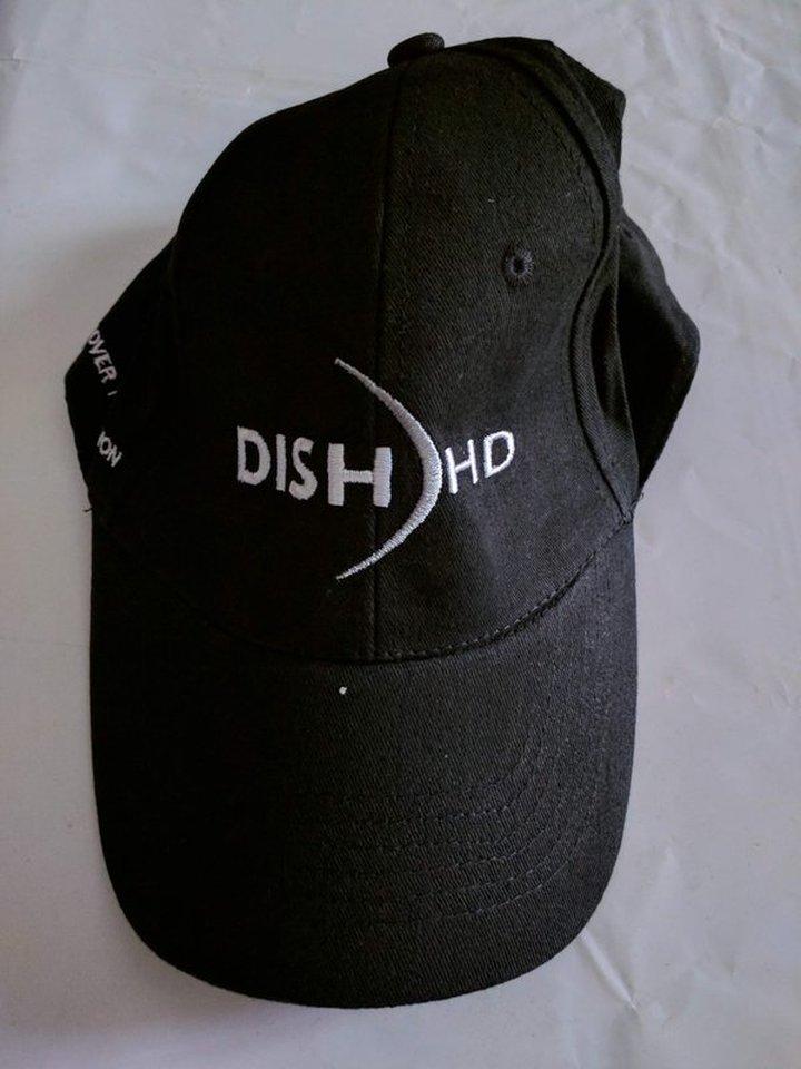 DishHD 企業品牌棒球帽