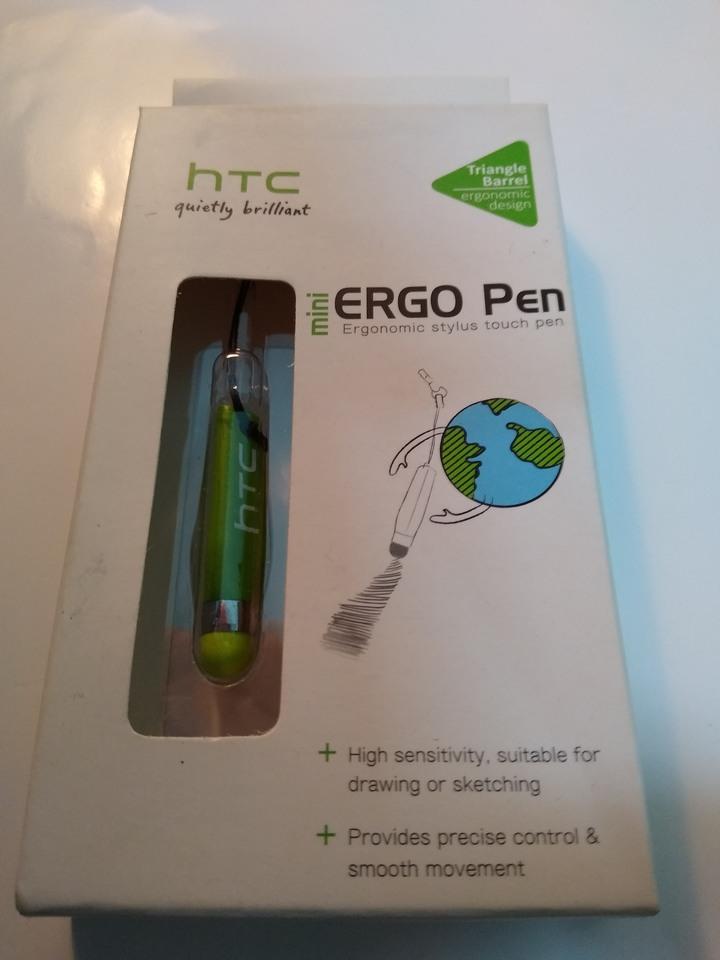 (NEW) hTC mini Ergo Pen 觸控筆