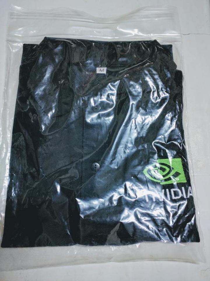 (全新) 輝達-NVIDIA Polo 衫 (Size: M)