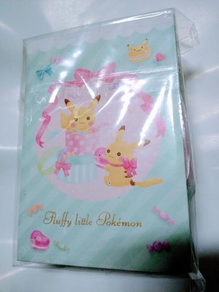 Pokemon 寶可夢 便條紙