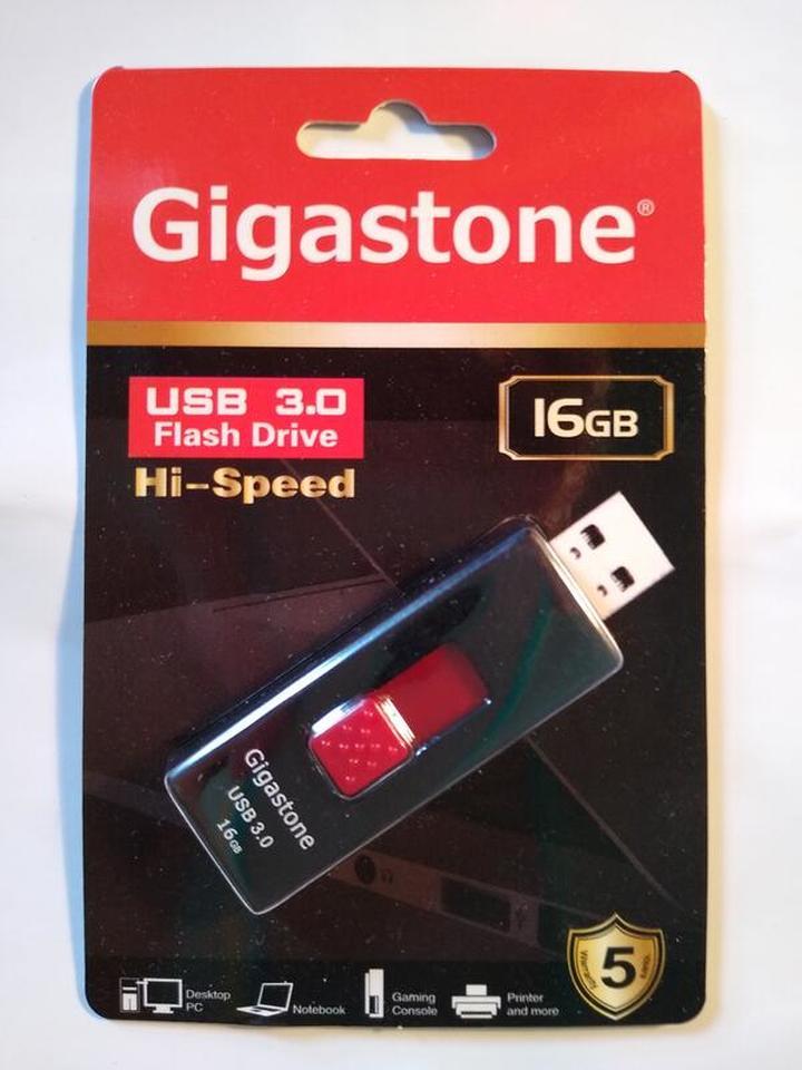 (New) 立達 Gigaatone USB 3.0  16GB 隨身碟 (High Speed 超快速)