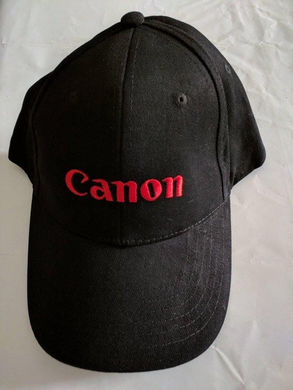 Canon 佳能 棒球帽
