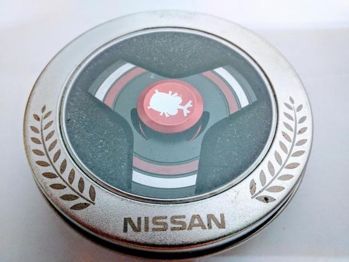 Nissan 日產汽車金屬指尖陀螺