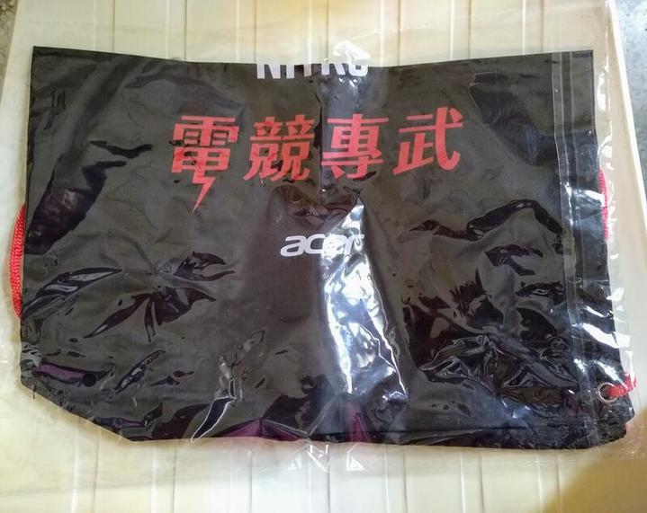 Acer 宏碁 電競 束口袋