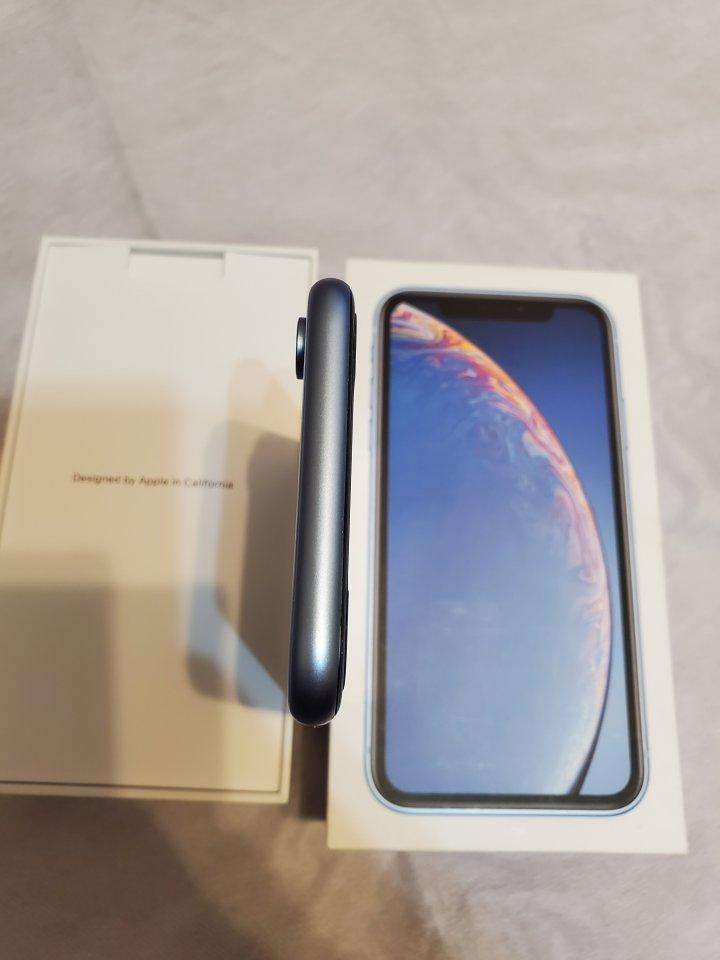 近全新 無傷 iPhone XR 64G