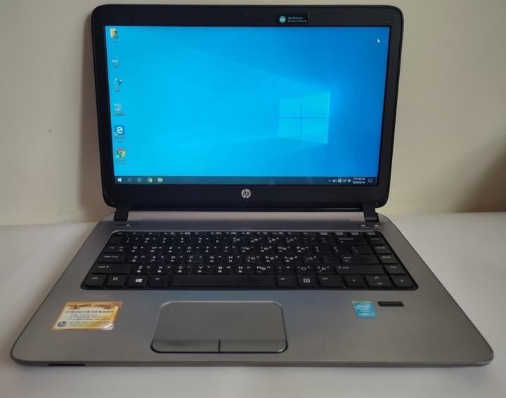 HP ProBook 440 G2 14吋 i7-4510u 120G SSD(非i7-4500u)