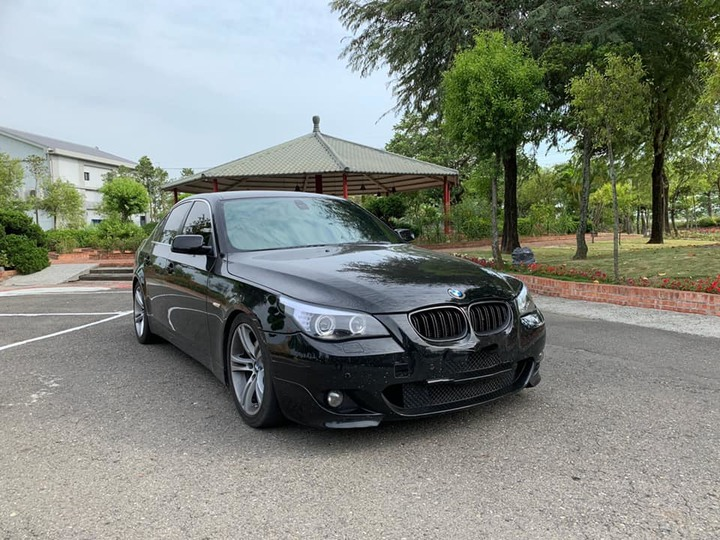 BMW E60 530I / M54引擎