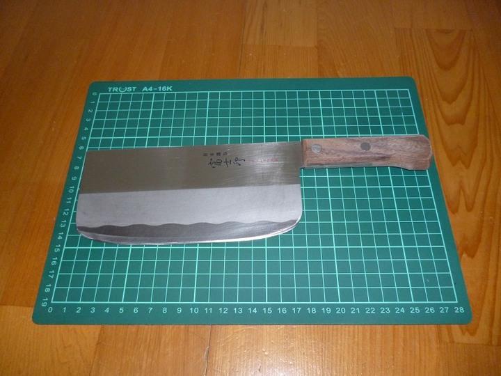 廚房用刀具4隻