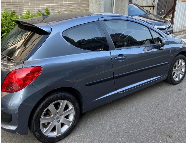 2007年Peugeot 207 3門 1.6 原鈑件 車況良好