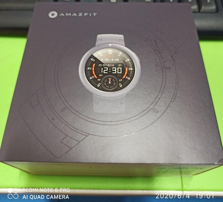 AMAZFIT智能手錶青春版(酷鯊灰)