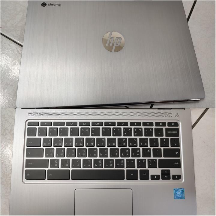 3K 解析度 Chromebook/無線藍牙耳機組