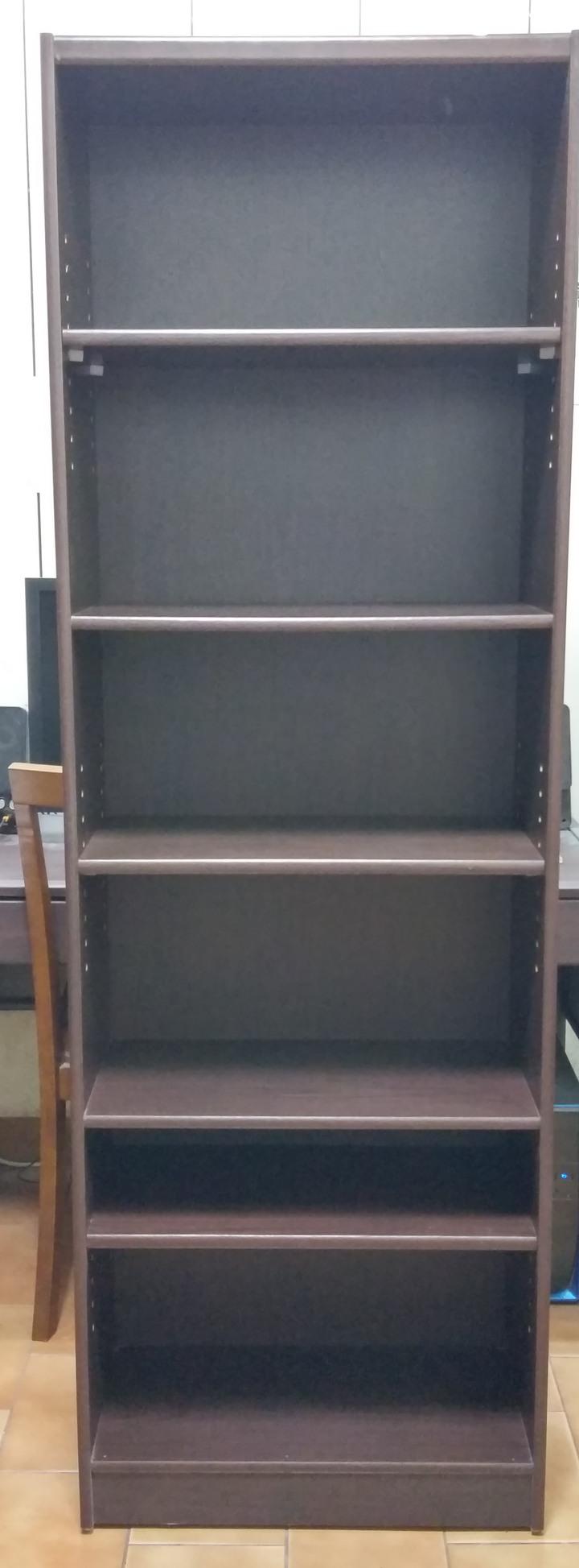 【板橋】6尺大型書櫃 (60X30X183) (非組裝家具) (第8個)