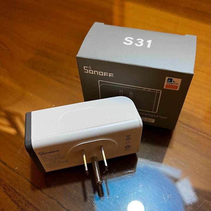 易微聯 Sonoff S31遠端智能插座