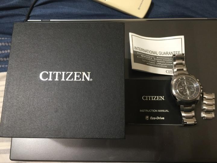 citizen b612 eco drive